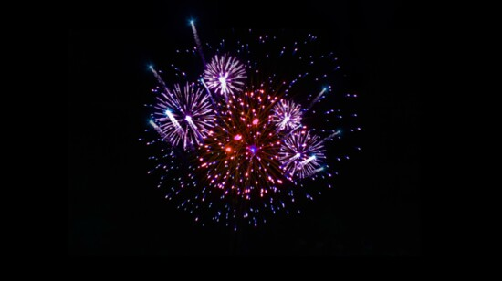 Fireworks in Oakland County
