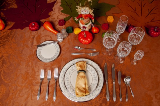 Formal Place Setting 101