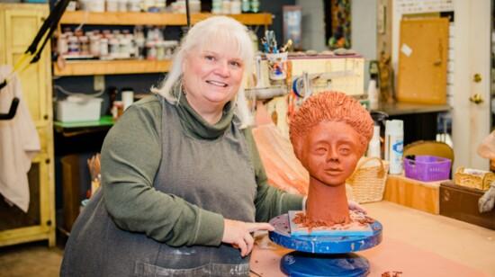 From Interior Designer to Ceramic Artist