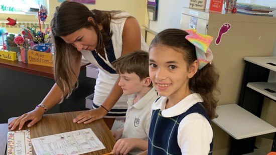 From the Classroom to the Home – St. James School Makes the Seamless Transition
