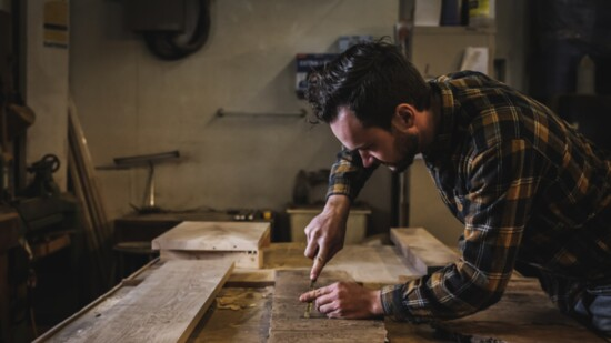 From the Land, A Sustainable Craft