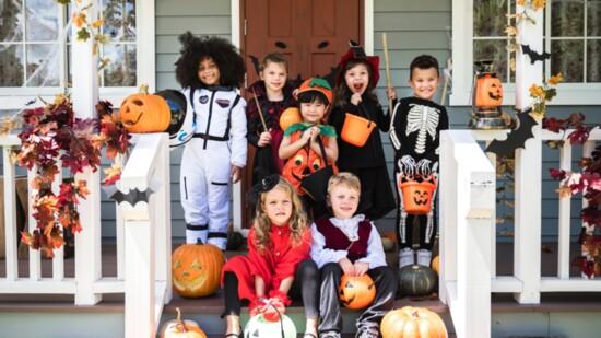 Fun Neighborhood Halloween Contests