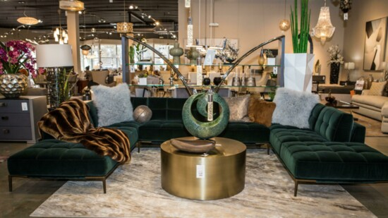 Vegas Native Owned Furniture Company's Imports Personify the Red Rock Lifestyle