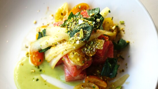 Vinings' Sunniest Salad