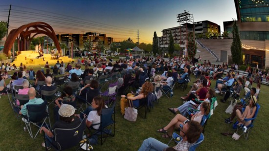 Get Thee to the Nashville Shakespeare Festival