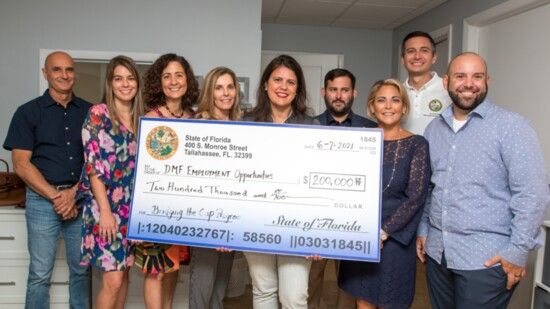 Giving Back with The de Moya Foundation