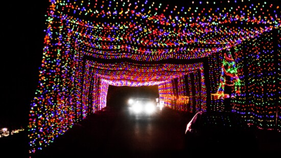 Glittering Lights Keeps the Holiday Tradition Alive
