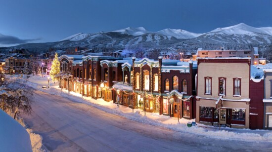 Great American Christmas Towns