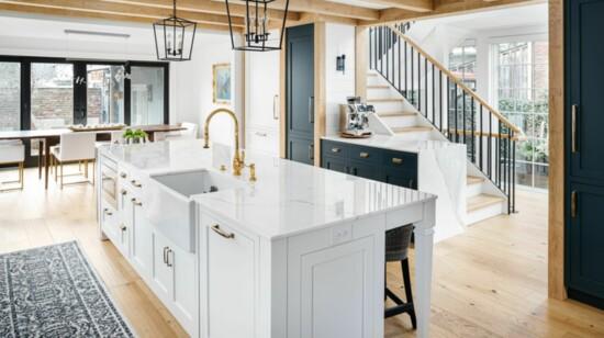 Historic Charm Meets Modern Design