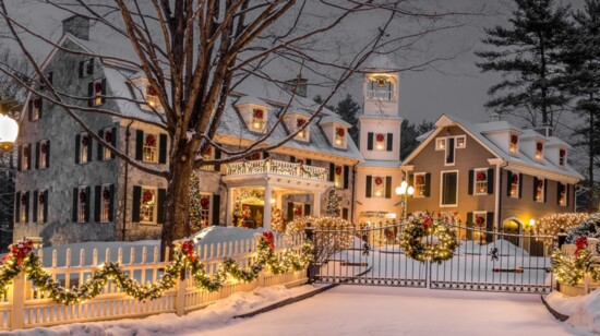 Holiday and Winter Curb Appeal