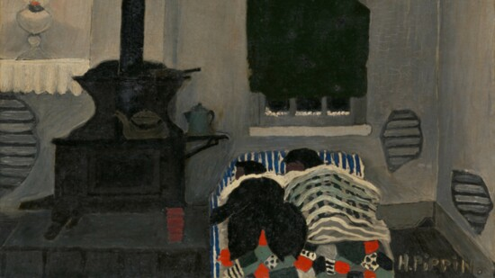 Horace Pippin Superimposing Life On History