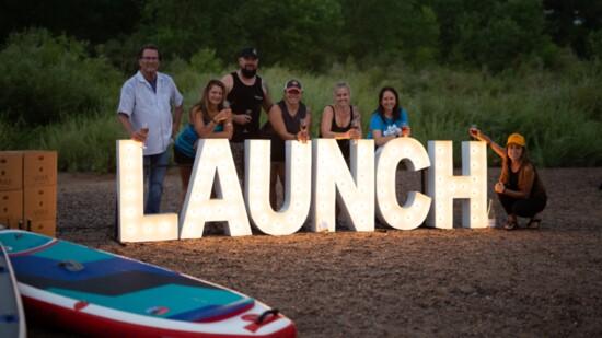 How a Launch Unfolds