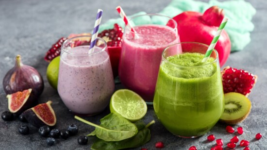 How to Create a Well-Rounded Smoothie