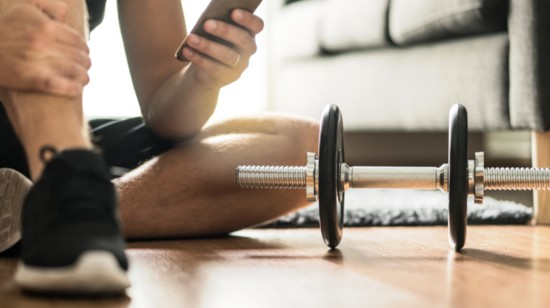 Workout From Home Tips