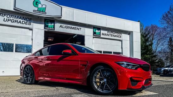 It's Always a Smooth Ride at German Motors