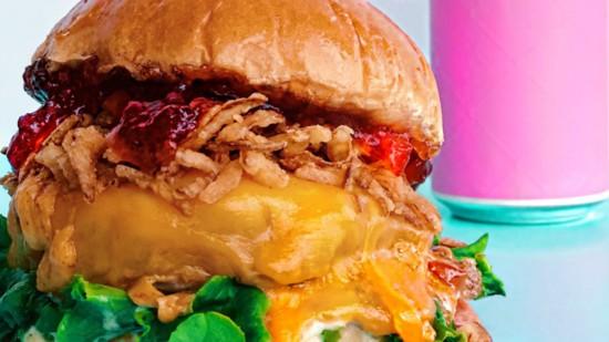 Jam Burger No. 9