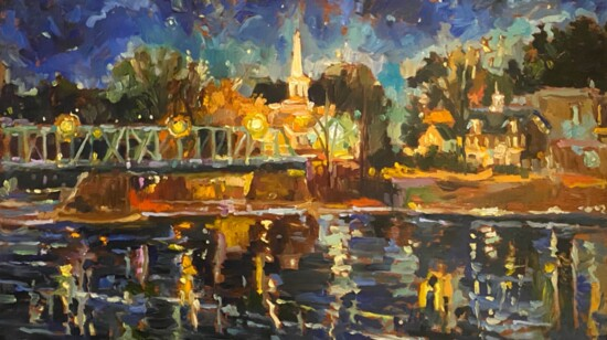 Artist's Studio: Jean Childs Buzgo