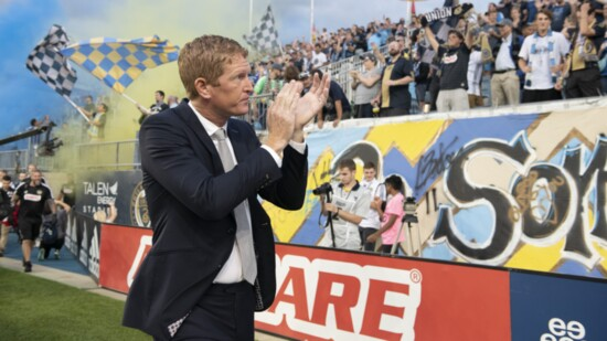 Jim Curtin's Soccer Hotbed
