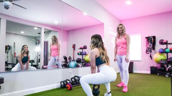 Kimberly Roche Training