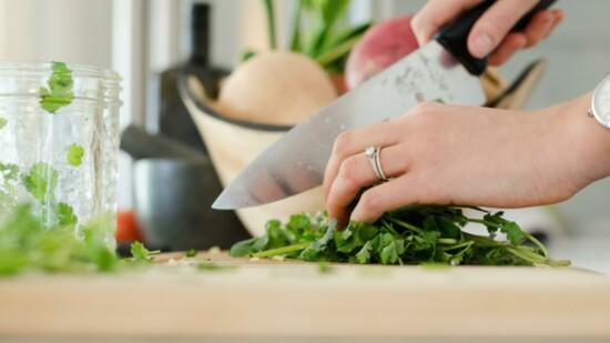 New School Cooking Tools