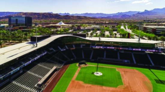 Las Vegas Ballpark Welcomes Back Fans for Baseball and Much More