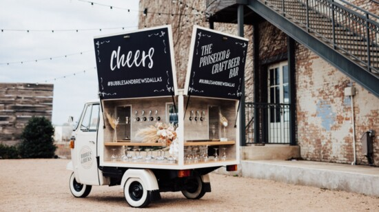 Let's Get Cozy With Vintage Mobile Bars