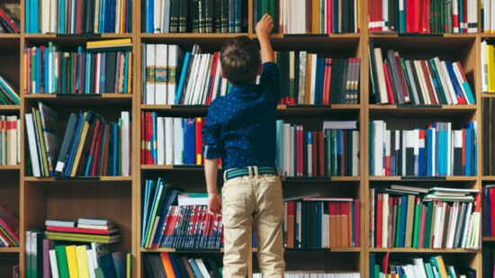 Library Card Sign-up Month: A Back-to-School Essential