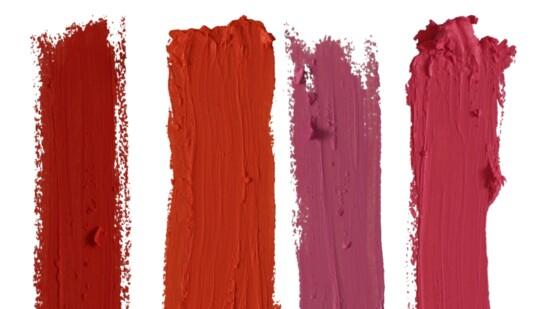 Lipstick Round Up