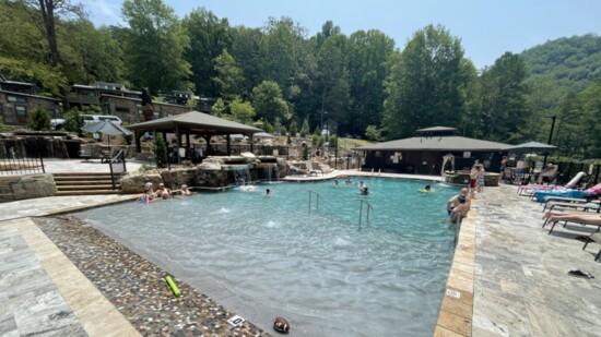 Welcome to Little Arrow Outdoor Resort