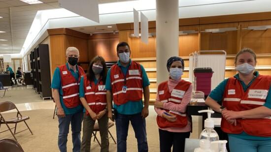 Loudoun's Medical Reserve Corps, Leading the Way in Volunteer Heroism