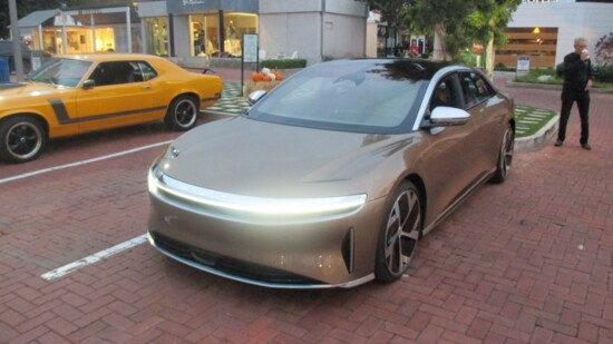 Lucid Air: Pitching to the Right Audience