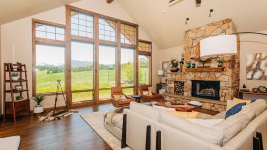 A Fashionable Home