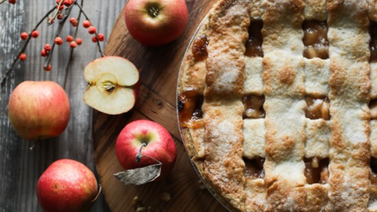 Mamajean's Apple Pie