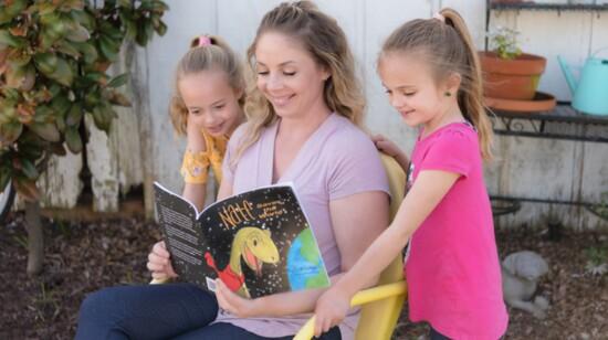 Meet Local Children's Book Author Cori Heberer-Luigs