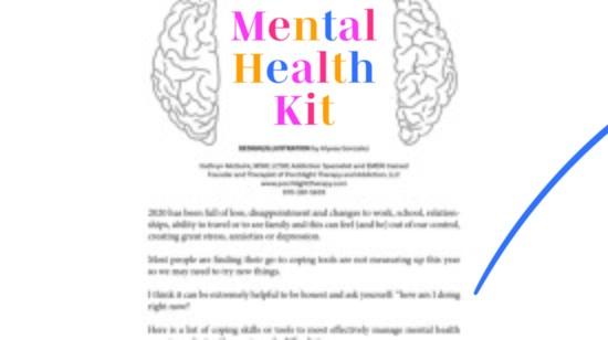 Mental Health Kit