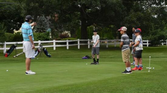 Minnechaug Golf Course Offers Diverse Juniors Programs