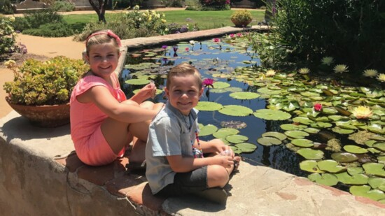 Mission San Juan Capistrano is a Mecca for Children and Learning
