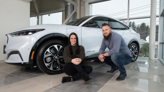 Monaco Ford is Seeking Greener Options