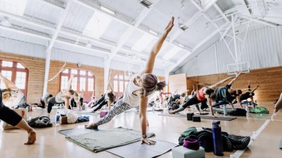 More Than Yoga
