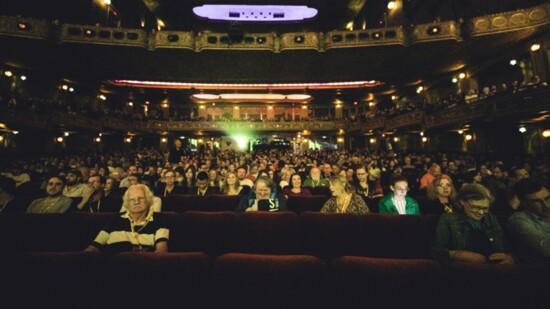 Movie Night in the Magic City