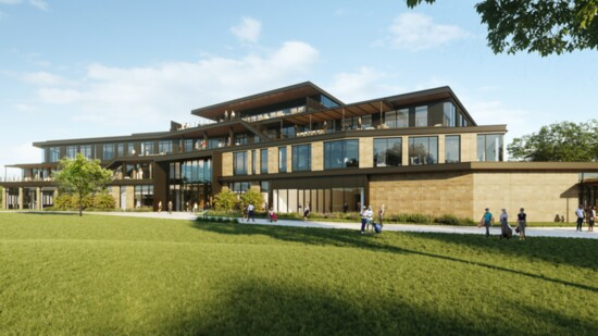 Golf Hub Campus Coming