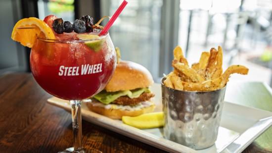 Next Stop: Steel Wheel
