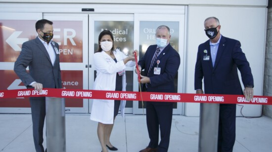 Orlando Health Horizon West Hospital Brings Health and Wellness Services to the Community