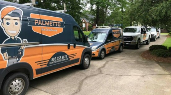 Palmetto Air Conditioning Helps Families Fight COVID