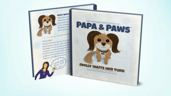 Papa and Paws