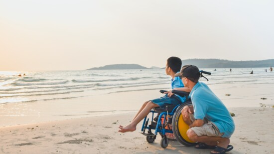 Parents of a Special Needs Child Have Special Needs, Too