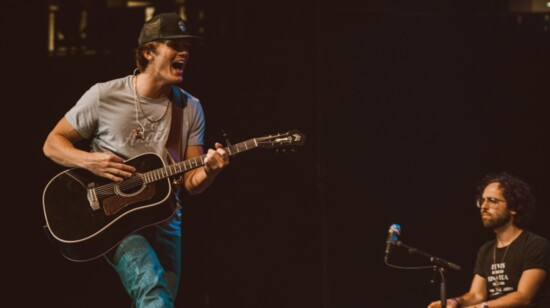 Parker McCollum – Living the Dream, from Houston to Nashville
