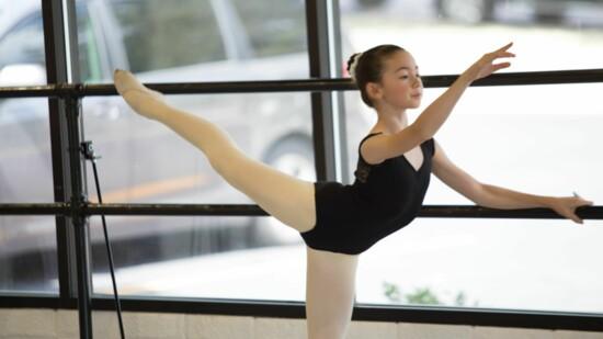 Hometown Pas de Deux International Ballet School