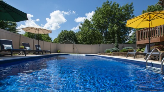 Patio Pool & Fireside Puts the Oh! In Backyard Oasis