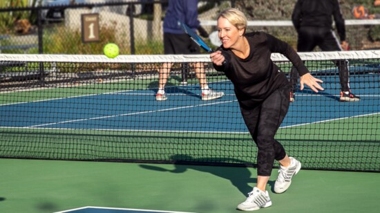Pickleball for Your Health
